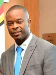 Hon. Carwyn Holland, Mayor of Linden, Guyana