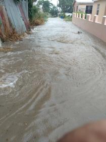 2016 November rains caused flooding.