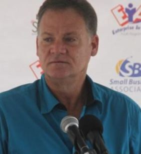 Dean Straker, Head of the SBA