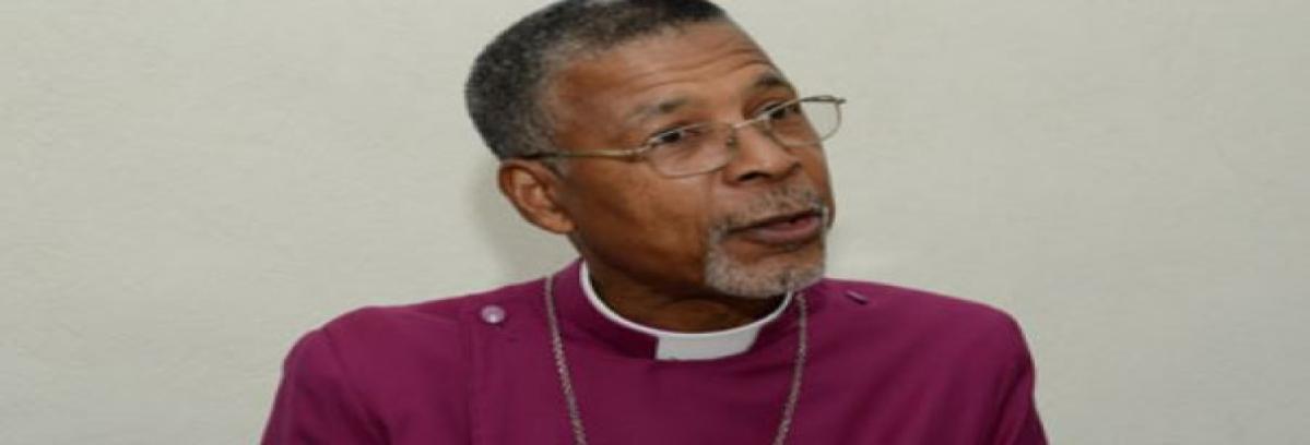 Replacing Archbishop Dr. John Holder