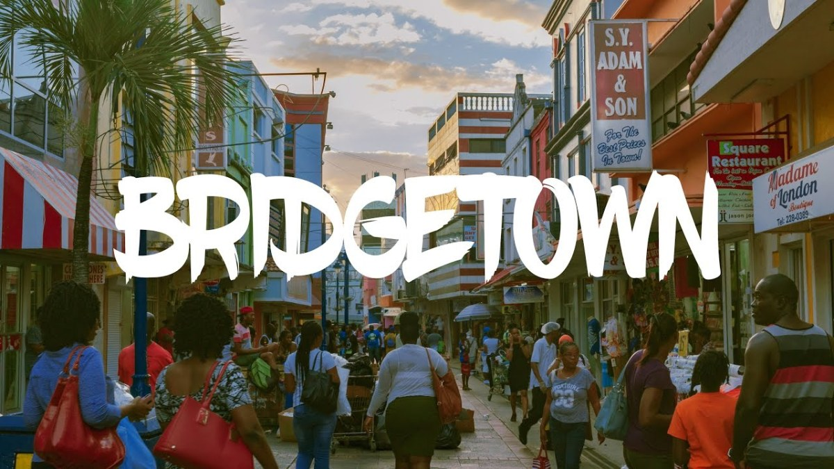 Barbados Improvements Part 1: Bridgetown