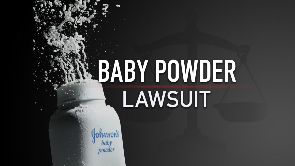 Johnson and Johnson Baby Powder Found to Cause Ovarian Cancer