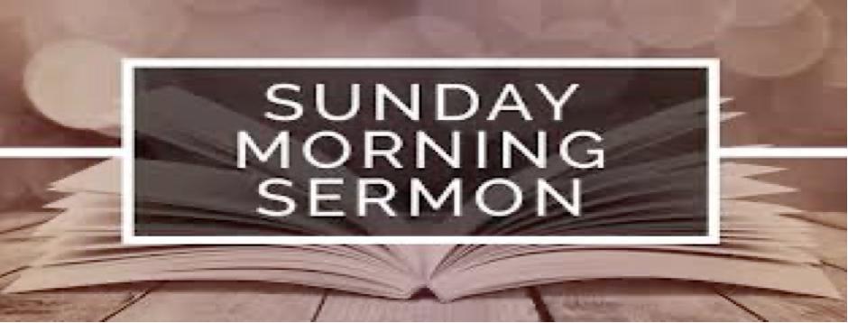 Sweet Sunday Sermon – Jesus the Well